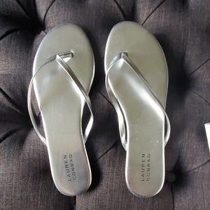 Brand New Never Lauren Conrad Worn Flip Flops